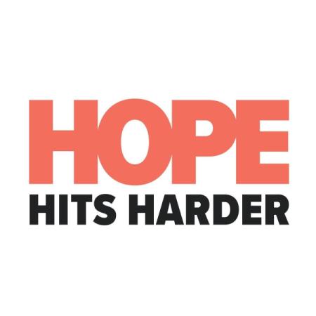 Hope Hits Harder logo