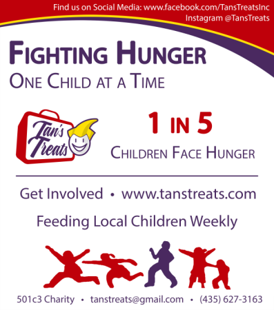 Tan's Treats - Weekend Meal Assisance logo