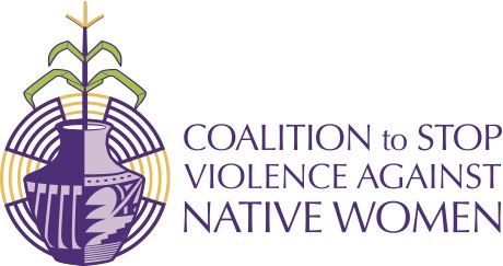 Coalition to Stop Violence Against Native Women logo