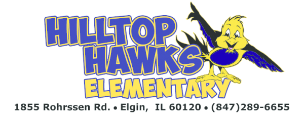 Hilltop Elementary PTO logo