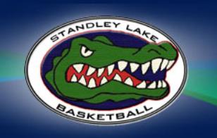 SLHS Boy's Basketball  logo