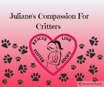 Julianes Compassion For Critters logo