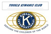 Tooele Kiwanis logo