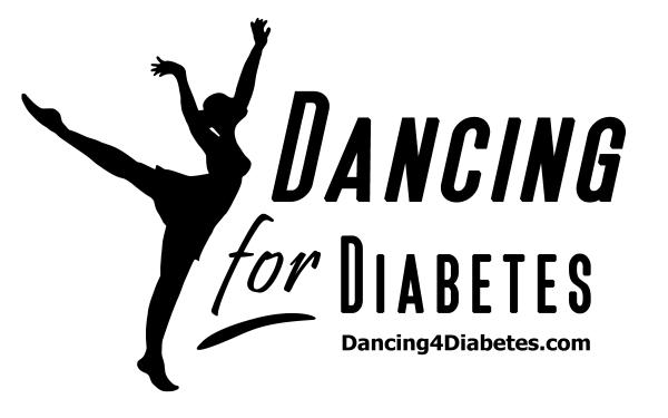 Dancing for Diabetes logo