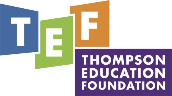 Thompson Education Foundation logo