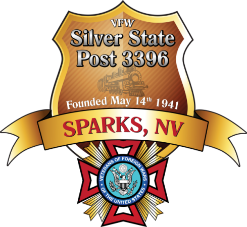 Veterans of Foreign Wars US - Silver State Post 3396 logo