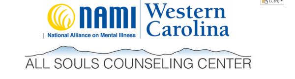 Mental Wellness Walk Donation Drive logo