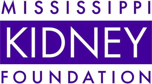 Mississippi Kidney Foundation logo