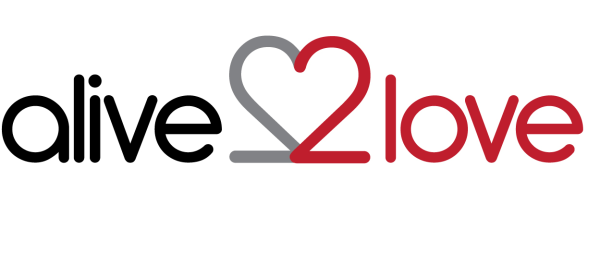 Alive2Love logo