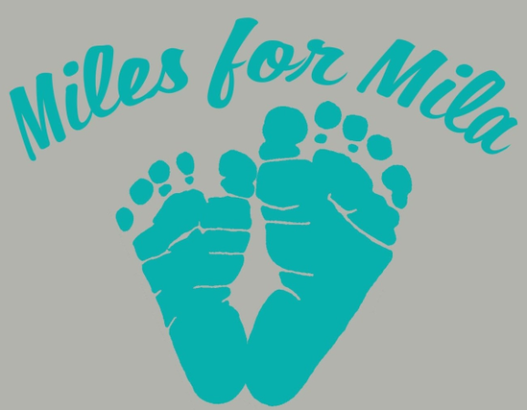 Miles for Mila logo
