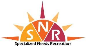 Specialized Needs Recreation logo