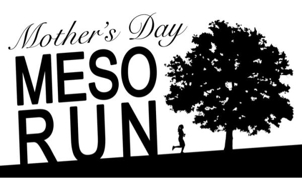 Mother's Day Meso Run logo