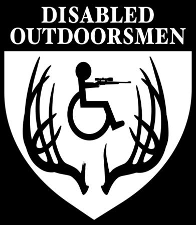 Disabled Outdoorsmen USA logo