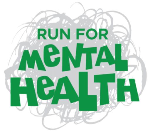 Run For Mental Health - Help us raise $5,000! logo