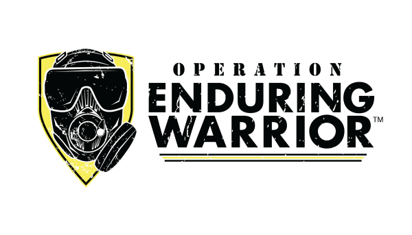 Operation Enduring Warrior logo