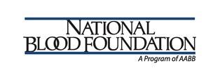 AABB National Blood Foundation logo