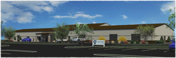Northside Christian School - Campbell Building logo