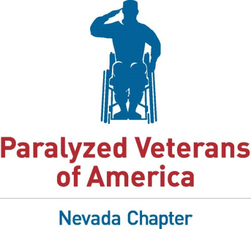 Nevada Paralyzed Veterans of America logo