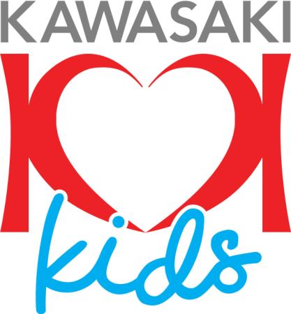 Kawasaki Kids Foundation logo