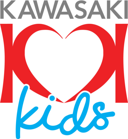 Kawasaki Kids Foundation logo