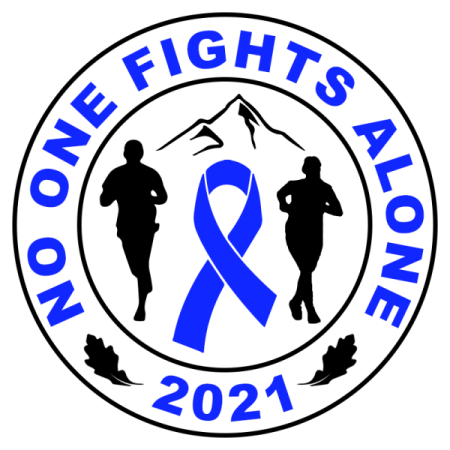 No One Fights Alone logo