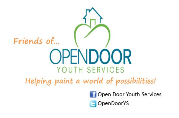 Open Door Youth Services logo