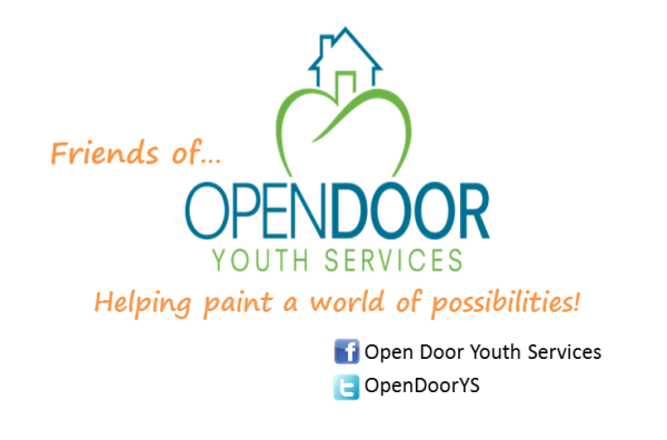 Open Door Youth Services logo