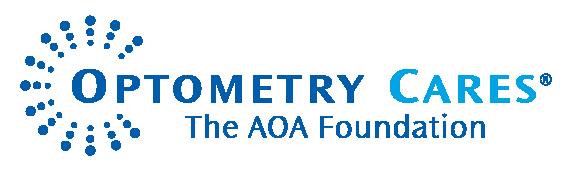 Optometry Cares - The AOA Foundation logo