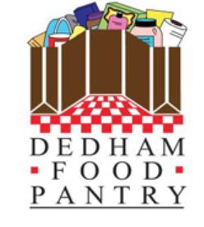 Dedham Food Pantry logo