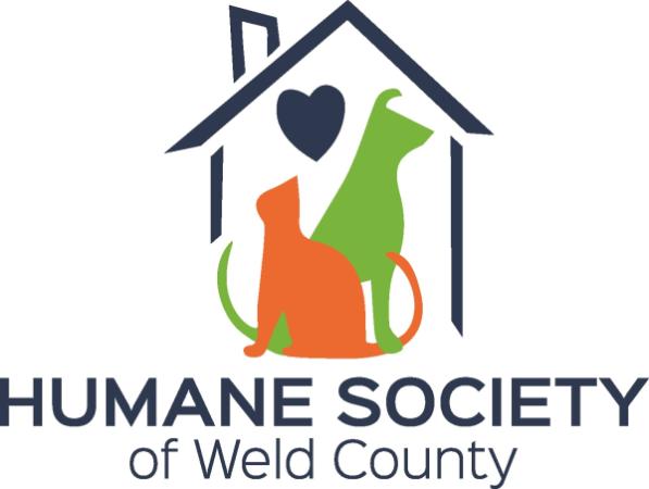 Humane Society of Weld County logo