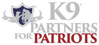 K9 Partners for Patriots logo