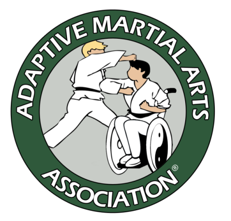 Adaptive Martial Arts Association  logo