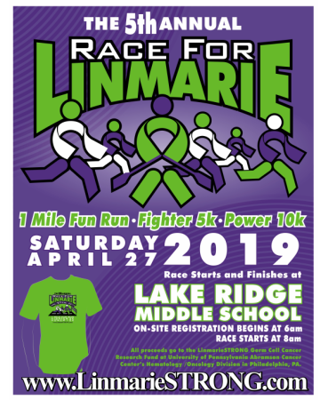 The Linmarie Concepcion Memorial Charity logo