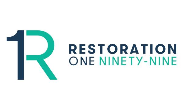 Restoration 1:99 logo