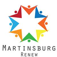 Martinsburg Renew logo