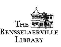 Rensselaerville Library logo
