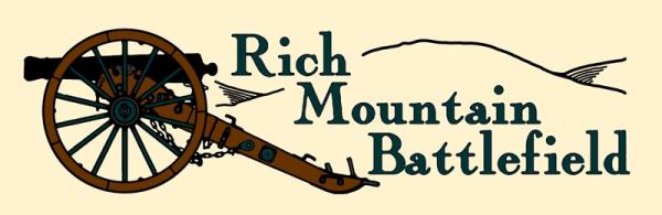 Rich Mountain Battlefield Foundation logo