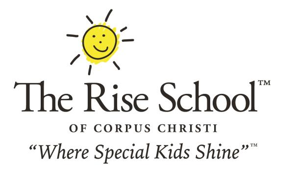 Rise School of Corpus Christi logo