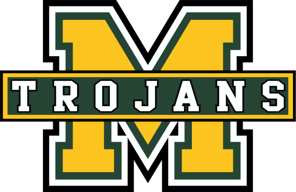 Mayfield Track and Field logo