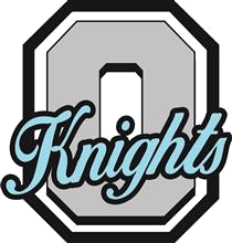 Onate Track and Field logo