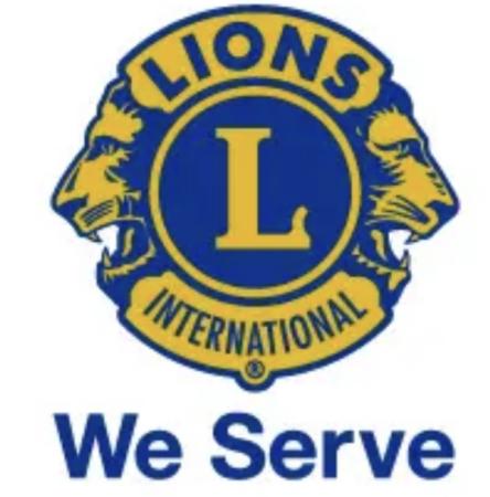 New Braunfels Evening Lion's Club logo