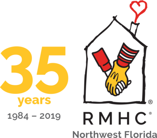 Ronald McDonald House Charities of NWFL logo
