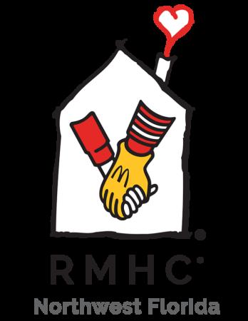 Ronald McDonald House Charities of NWFL logo