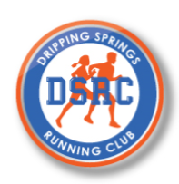 Dripping Springs Running Club logo