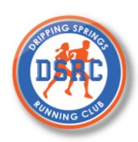 Dripping Springs Running Club logo