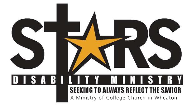 STARS Ministry logo