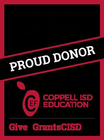 Coppell ISD Education Foundation  logo