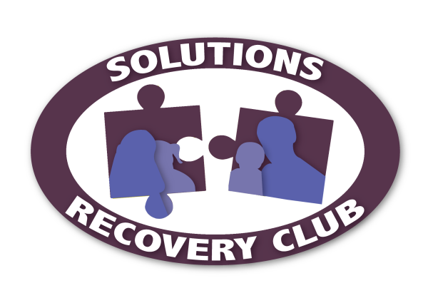 Solutions Recovery Club  logo