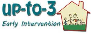 Up to 3 Early Intervention logo