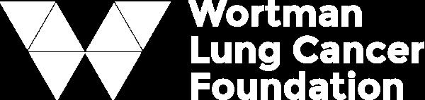 Wortman Lung Cancer Foundation 501(c)(3) logo